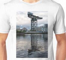 Finnieston Crane Glasgow Clydeside Unisex T-Shirt