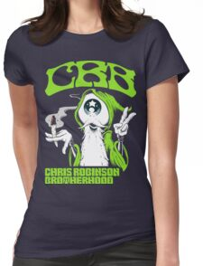 tour date The Chris Robinson Brotherhood time 2016 cl2 Womens Fitted T-Shirt