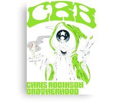 tour date The Chris Robinson Brotherhood time 2016 cl2 Canvas Print
