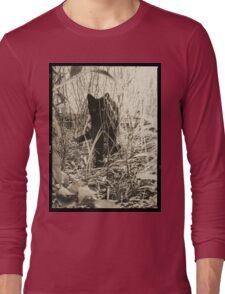 Kitty in Wonderland Long Sleeve T-Shirt