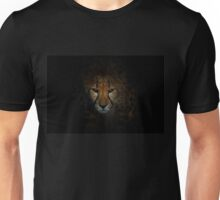 Leopard in the Shadows Unisex T-Shirt