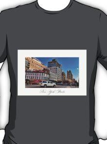 New York Streets T-Shirt