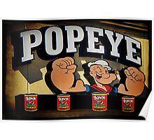 Popeye A Favorite Memory Of Mine Picture Card ect..15 SALES Poster