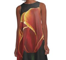 Tulips part two A-Line Dress
