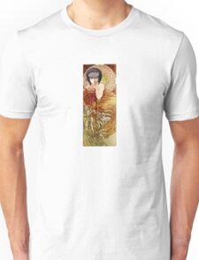 Mucha and Motoko Unisex T-Shirt