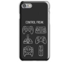 Control Freak Video Game Controller T Shirt iPhone Case/Skin