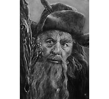 Radagast, the brown Photographic Print