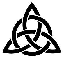 Trinity Logo Photographic Print