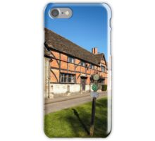The Old Merchant's Hall, Steeple Ashton, Wiltshire, UK iPhone Case/Skin