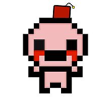 JUDAS The Binding of isaac by leddinton