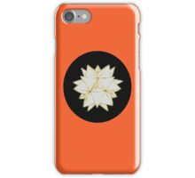 Pixelized Geometrical Star iPhone Case/Skin