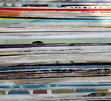 old vinyl records by spetenfia