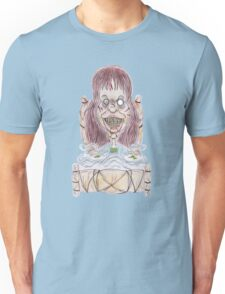 Horror Movie Possessed Caricature Unisex T-Shirt