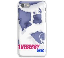 MY BLUEBERRY NIGHTS -WONG KAR WAI- iPhone Case/Skin