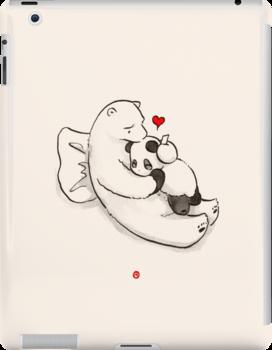 Top Up! by Panda And Polar Bear