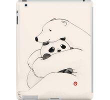 Bear Hug iPad Case/Skin