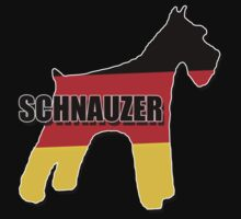 Schnauzer (German) Kids Clothes