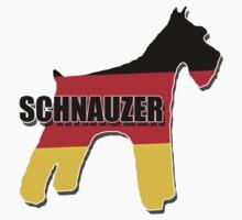 Schnauzer (German) by benyuenkk