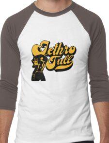 Jethro Tull Men's Baseball ¾ T-Shirt