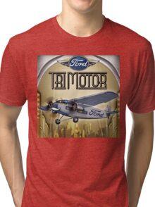 "WINGS Series ""Tri Motor"" Tri-blend T-Shirt"