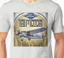 "WINGS Series ""Tri Motor"" Unisex T-Shirt"