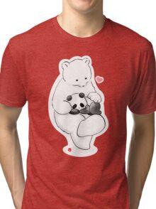 Panda Therapy Tri-blend T-Shirt