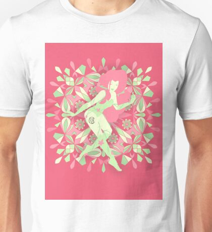 "Poison Ivy ""Blooming"" Unisex T-Shirt"