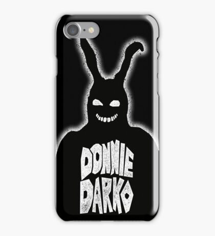 "Donnie Darko ""Frank the Bunny"" iPhone Case/Skin"