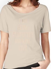 Perfectly Civil Women's Relaxed Fit T-Shirt