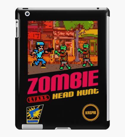 Zombie Head Hunt iPad Case/Skin