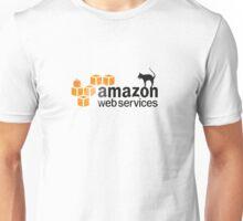 AWS logo (Halloween version) Unisex T-Shirt