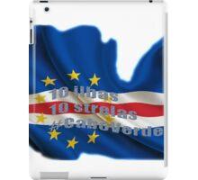 """Nôs Bandera"" iPad Case/Skin"
