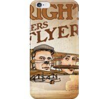 "WINGS Series ""WRIGHT BROS"" iPhone Case/Skin"