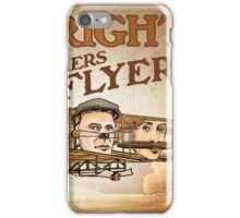 "WINGS Series ""WRIGHT BROS"" iPhone Case/Skin"