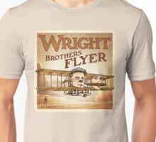 "WINGS Series ""WRIGHT BROS"" Unisex T-Shirt"