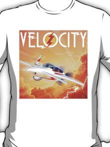 "WINGS Series ""VELOCITY"" T-Shirt"