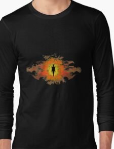 The Dark Lord of Mordor Long Sleeve T-Shirt
