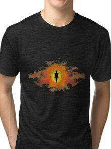 The Dark Lord of Mordor Tri-blend T-Shirt