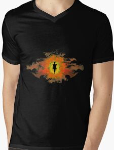 The Dark Lord of Mordor Mens V-Neck T-Shirt