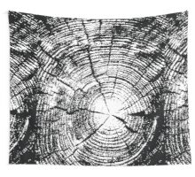 Wooden Wall Tapestry