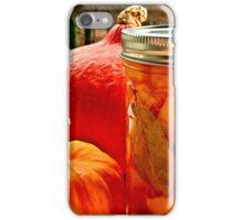 Marinated Pumpkin iPhone Case/Skin