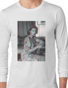 Queen Elizabeth streetwear Long Sleeve T-Shirt