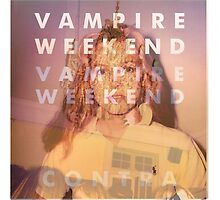 Vampire Weekend Overlay by alsoethan