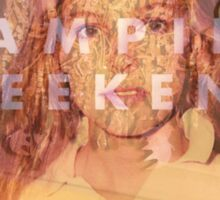 Vampire Weekend Overlay Sticker