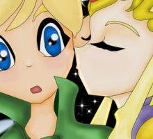 Zelda's Kiss Sticker
