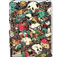 Isometric City (Colored) iPad Case/Skin