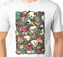 Isometric City (Colored) Unisex T-Shirt