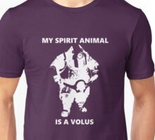 Spirit Animal - Volus Unisex T-Shirt