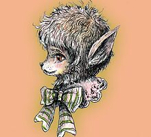 Wolf Gurl by Brett Manning