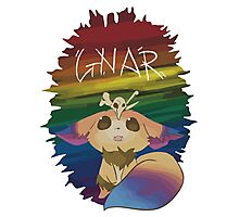 Gnar Photographic Print